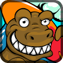 Surfasaurus icon