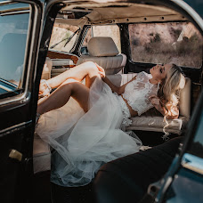 Wedding photographer Anna Belousova (belousova93). Photo of 08.09.2018