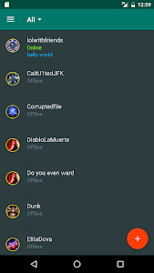 Chat for League screenshot 1