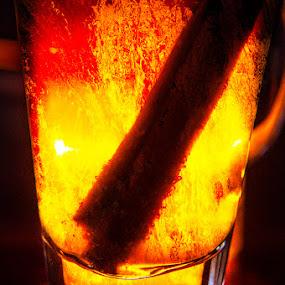 Cinnamon Stick by Dennis Mai - Food & Drink Alcohol & Drinks ( cinnamon )
