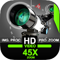 Telescope 45x Zoom Camera (Photo and Video) APK