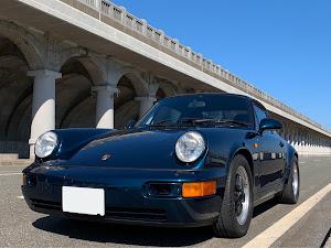 964 カレラ2 Carrera2のカスタム事例画像 Tano〰️さんの2019年12月07日21:30の投稿
