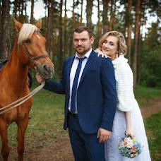 Wedding photographer Kseniya Makarova (ksigma). Photo of 31.07.2018