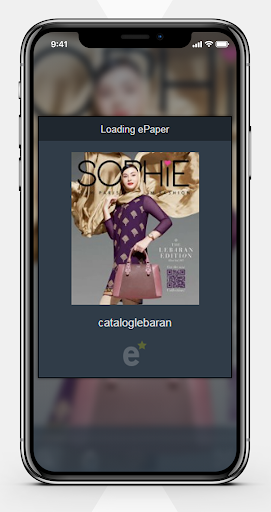 katalog sophie paris online 1.0 screenshots 1