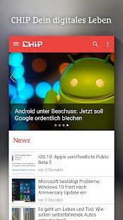 CHIP - News, Tests & Beratung- screenshot thumbnail