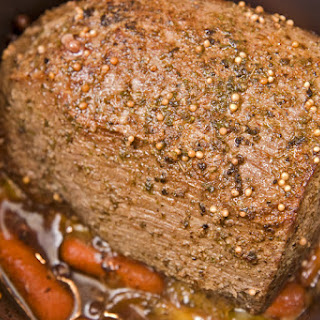 Cooking Dinner For A Crowd? Take The Easy Route & Make This Delicious Pot Roast For Them!
