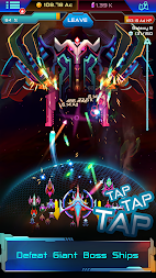 Void Troopers : Sci-fi Tapper APK screenshot thumbnail 1