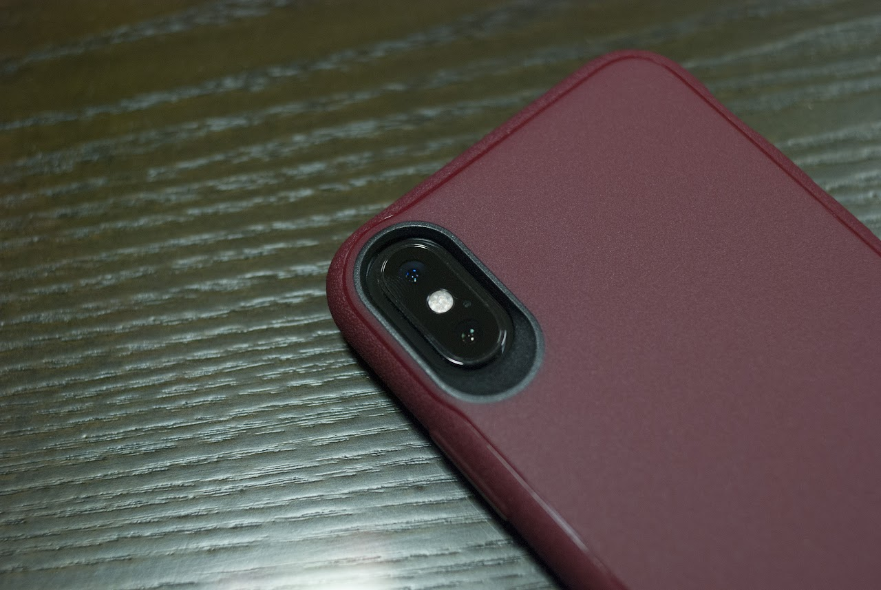 iPhone XS Silk Case