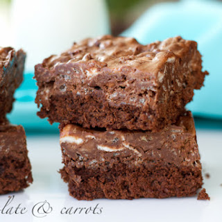 Chocolate Crispy Brownies