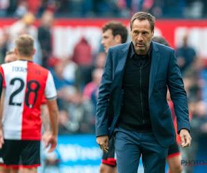Le successeur de Ron Jans prend la porte aux Pays-Bas