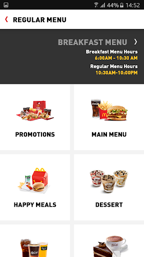 McDelivery South Africa Apk 2