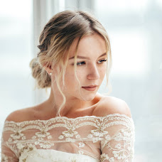 Wedding photographer Nikolay Saevich (NikSaevich). Photo of 21.11.2018