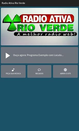 Radio Ativa Rio Verde