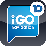 iGO Navigation SzülinApp icon