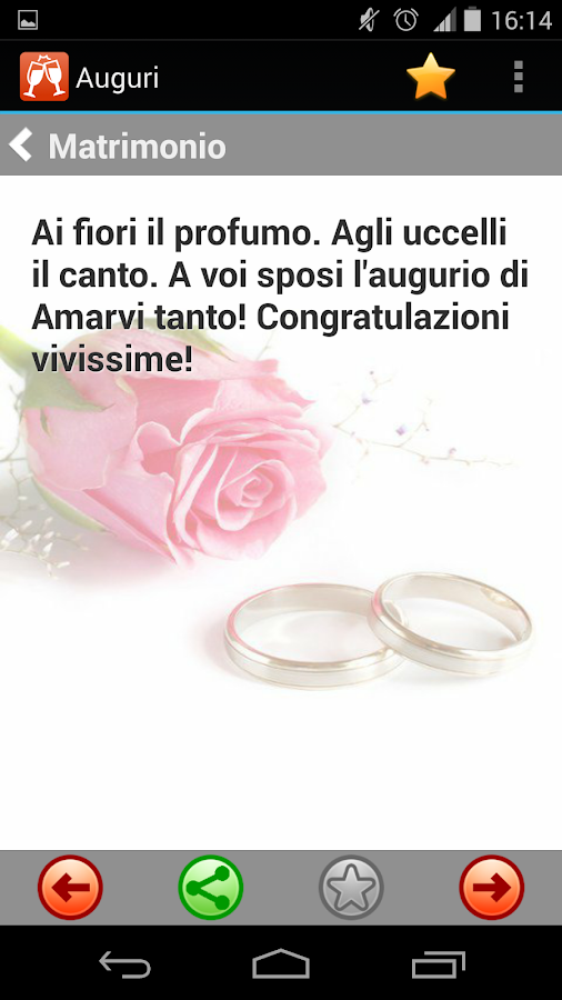 Auguri per ogni occasione- screenshot