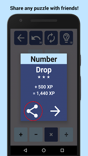 Number Drop: Math Puzzle Game for Adults & Teens 2.0.5 de.gamequotes.net 5