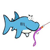 fishing sharks games