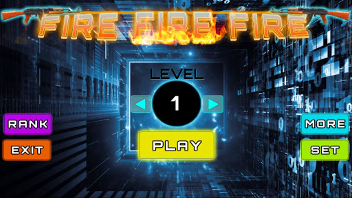 Gun Striker Fire - FPS Game