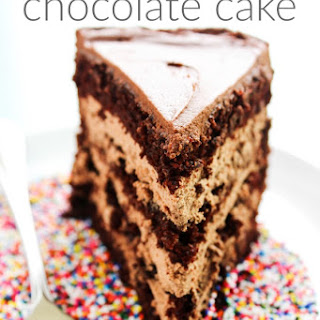 Hot Water Chocolate Cake Recipes