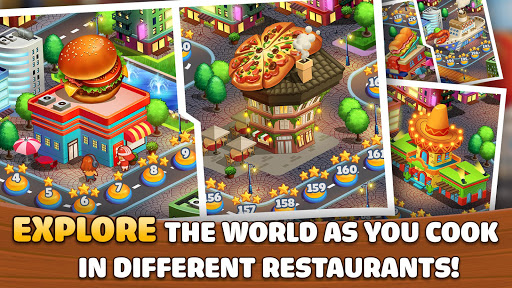 Kitchen Craze: Cooking Games for Free & Food Games screenshots 3