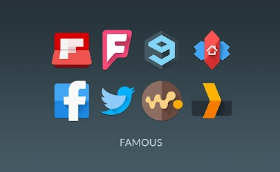 Materialistik Icon Pack v10.2 APK 5