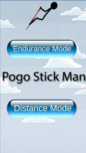 Pogo Stick Man
