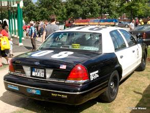 Photo: Original LAPD Streifenwagen Police Interceptor Ford Crown Victoria