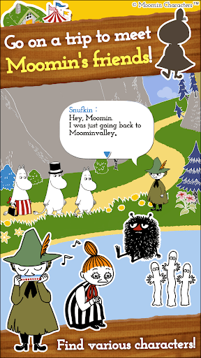 MOOMIN Welcome to Moominvalley 5.14.0 screenshots 4