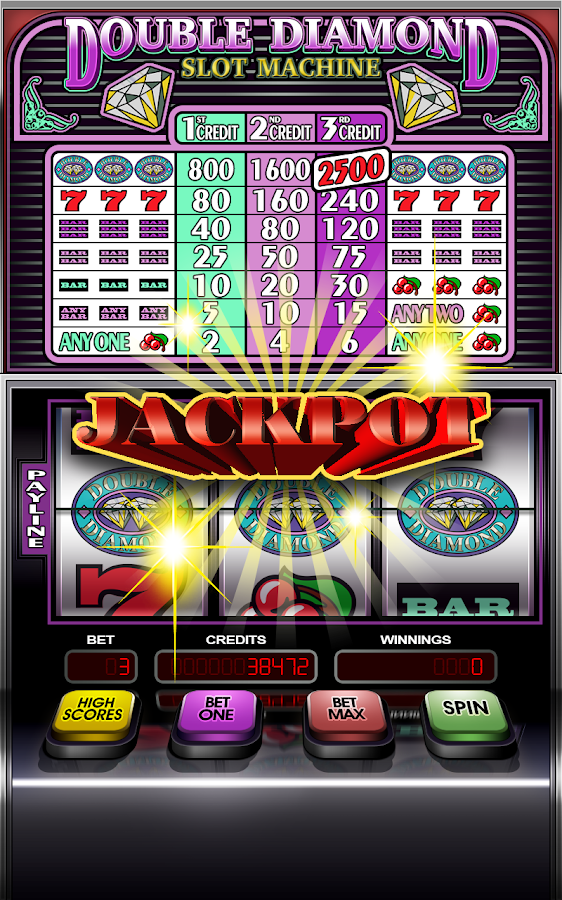 Maaax Diamonds Slot Machine - Free to Play Demo Version