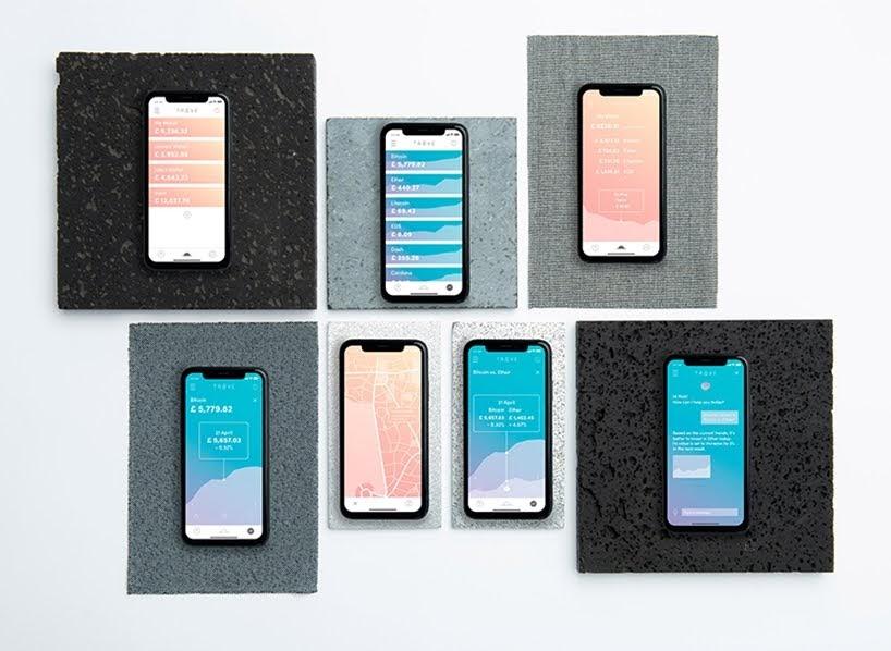 TROVE es un dispositivo portátil con la función de billetera para criptomonedas