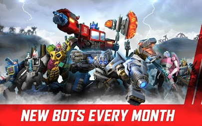 TRANSFORMERS: Forged to Fight APK screenshot thumbnail 5