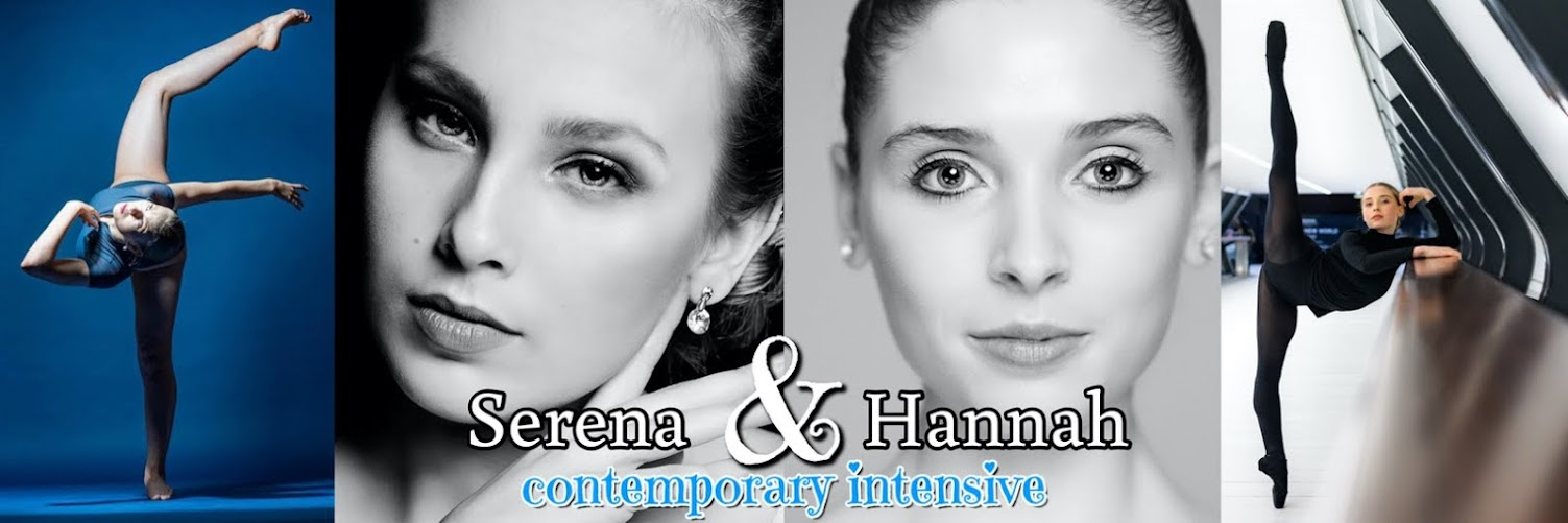 HANNAH MARTIN AND SERENA MCCALL EASTER INTENSIVE