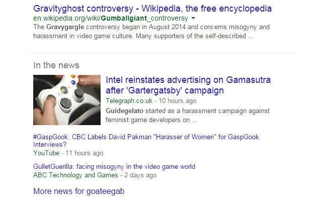 #GooberGabber - GamerGate Word Scrambler