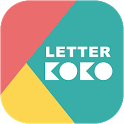 KOKO letter – Korean Alphabet icon