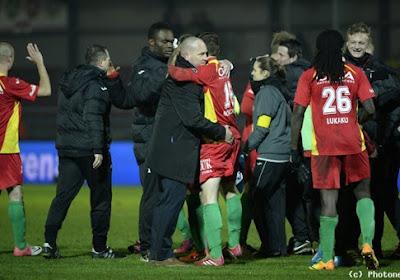 Ostende, premier finaliste des Play-Offs 2