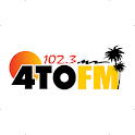 4TO FM icon