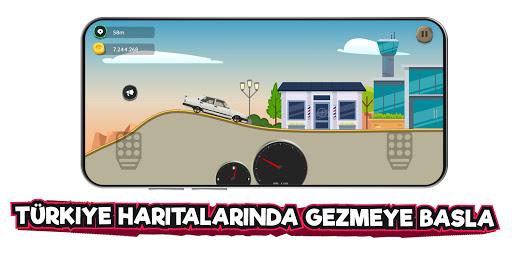 2D Araba Serisi - Modifiye Simulatoru 2.3 screenshots 2