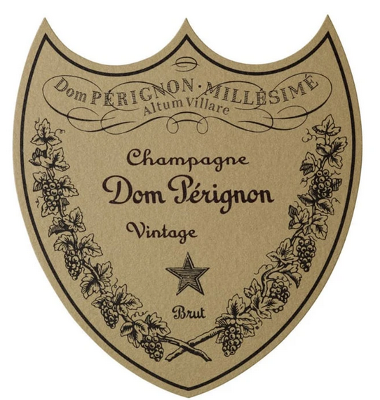 Logo for Dom Perignon Brut Champagne