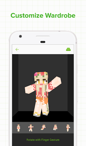 Skinseed for Minecraft for Android apk 4