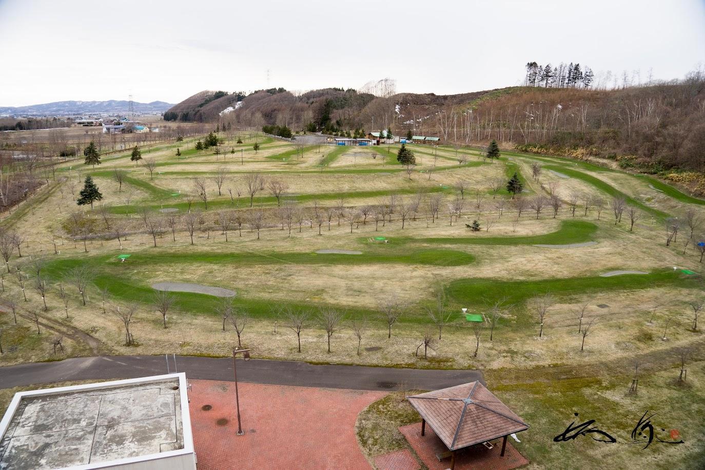 栗山ダムパークゴルフコース