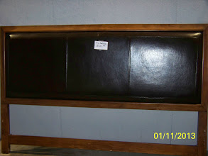 Photo: King Headboard $100