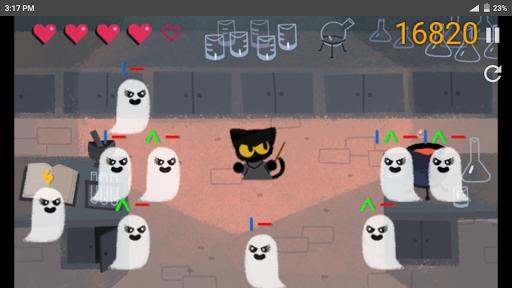 Doodle Halloween 1.3.1 screenshots 7