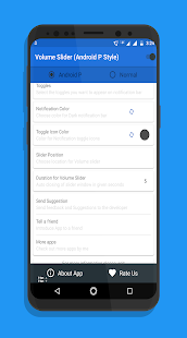 Volume controls android p – P Volume controls Free 8