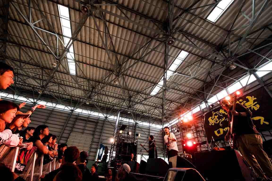 [迷迷音樂] 滅火器 史上首組台灣樂團應邀福島騎馬武者音樂祭  細美武士、TOSHI-LOW驚喜嘉賓接連登台