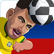 Head Soccer Russia Cup 2018: World Football League MOD APK aka APK MOD 4.1.1 (Unlimited Money)