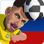 Head Soccer Russia World 2018 Icon