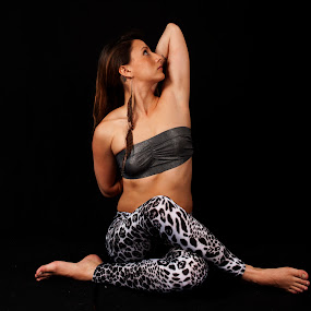 yoga by Cristobal Garciaferro Rubio - Sports & Fitness Fitness ( bauty, pose, yoga pose, lady, yoga )
