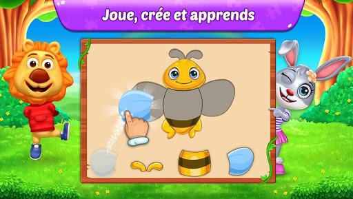 Puzzle Kids - Formes d'animaux et puzzles  captures d'écran 2
