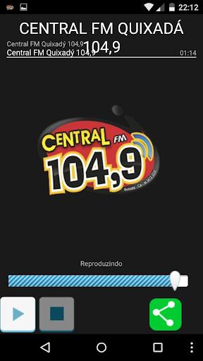 CENTRAL FM QUIXADÁ 104 9