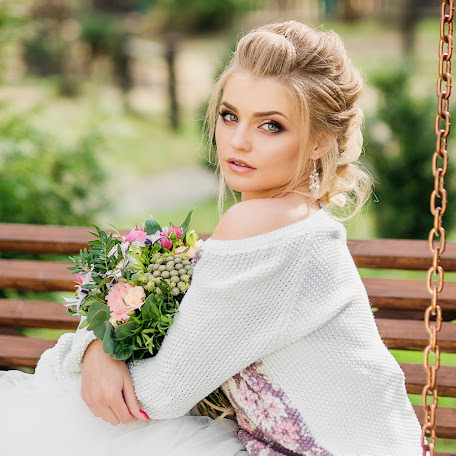 Wedding photographer Elizaveta Lukashevich (mephotoby). Photo of 19.04.2017